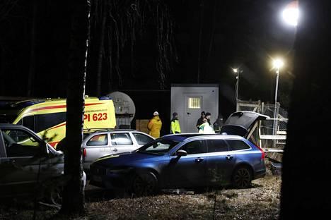 Pelastusoperaatio kesti lopulta yli viisi tuntia.