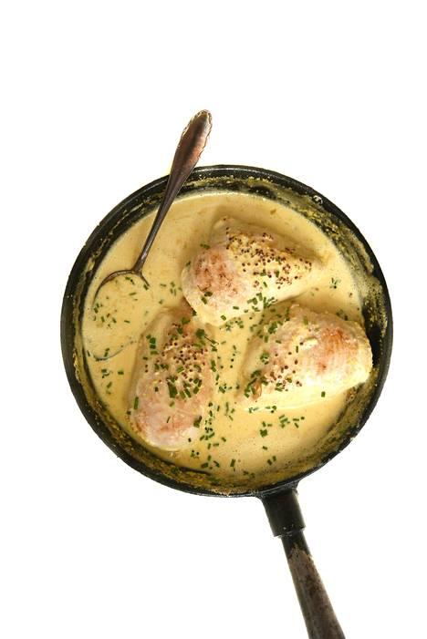 Teresa Välimäki on reseptiikan superammattilainen ja kokki, jonka sydän sykkii ranskalaiselle keittiölle. Teresan uusin kirja Le Keittokirja (Read me) ilmestyi juuri ennen messuja.