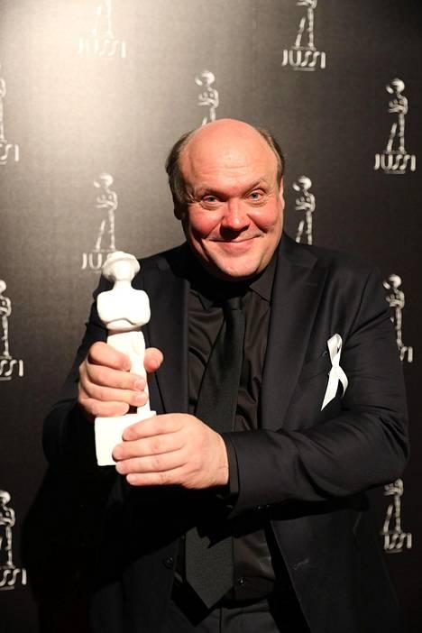 Hannu-Pekka Björkman voitti maaliskuussa parhaan miespääosan Jussin.