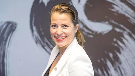 Marianne Heikkilä muistetaan muun muassa keskusteluohjelmasta Amazonia.