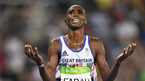 Mo Farah on moninkertainen olympiavoittaja, mutta hänen veljellään on ollut hyvin erilainen elämä.