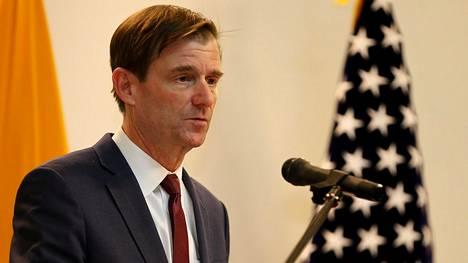 Yhdysvaltain apulaisulkoministeri David Hale saapuu Yhdysvaltain ilmoituksen mukaan Helsinkiin jo tiistaina.