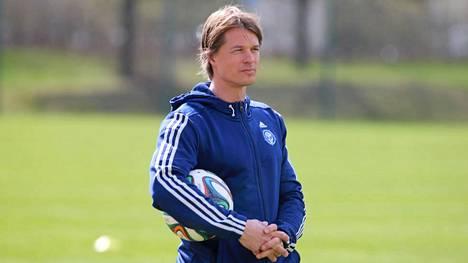 Mika Lehkosuo on HJK:n uusi valmentaja.