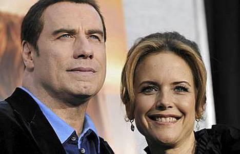 John Travolta ja Kelly Preston saavat lapsen.