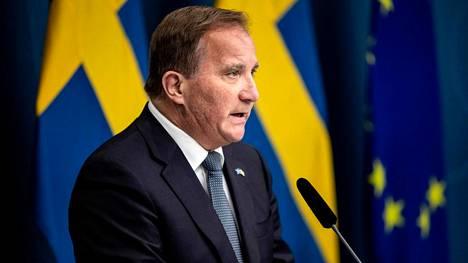 Pääministeri Stefan Löfven on kertonut olevansa epätoivoinen ja vihainen tapauksen vuoksi.