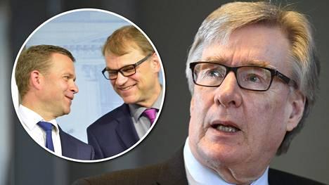 Etlan tutkimusjohtaja Markku Kotilainen ennustaa, että julkinen talous on nousemassa alhostaan.