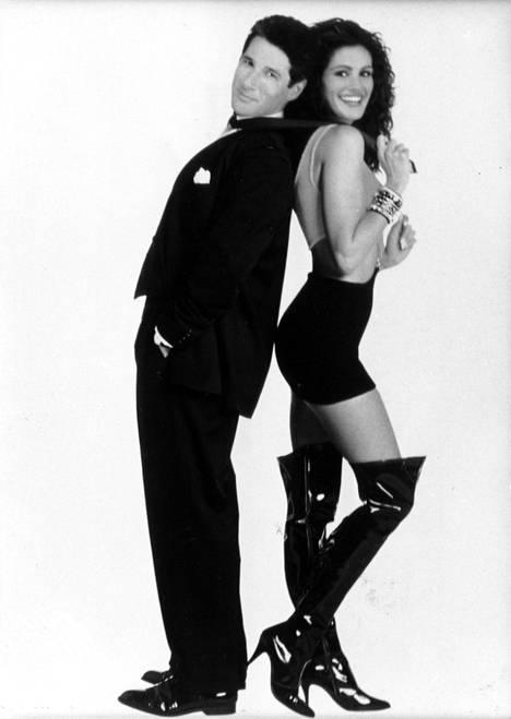 Richard Gere ja Julia Roberts elokuvassa Pretty Woman.