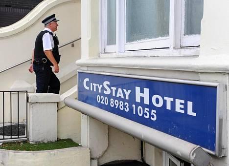 City Stay -hotelli sijaitsee Lontoon itäosissa, Bow'n kaupunginosassa.