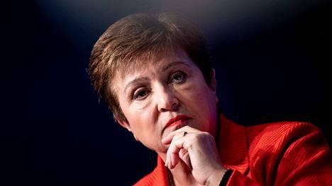 IMF:n pääjohtaja Kristalina Georgieva kiistää väärinkäytössyytteet.