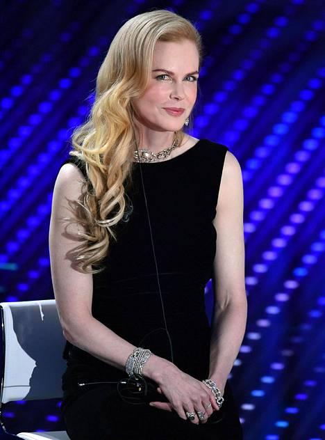 Forsbergin valmentaja on työskennellyt mm. Nicole Kidmanin kanssa.