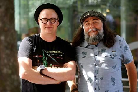 Teemu Nikki ja Jani Pösö pokkasivat aiemmin syyskuussa Venetsian elokuvajuhlien yleisöpalkinnon.