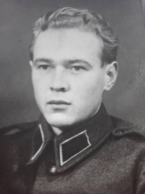 Sotamies Aate Matias Hautamäki kaatui Punnuksen taistelussa 15. helmikuuta 1940.