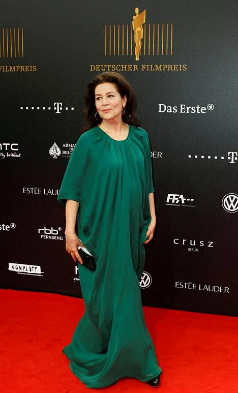 Hannelore Elsner vuonna 2012.