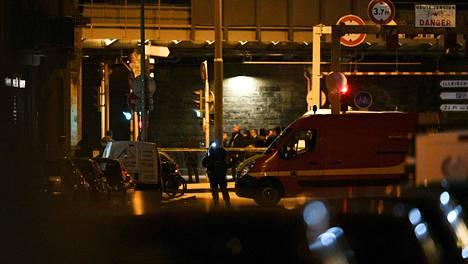 """Isis väittää: Strasbourgin ampuja oli yksi sen """"sotilaista"""""""
