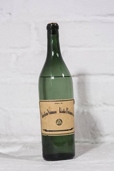 Kiialan viina oli ensimmäisiä tuotteita, joita oli saatavilla laillisesti kieltolain päätyttyä.