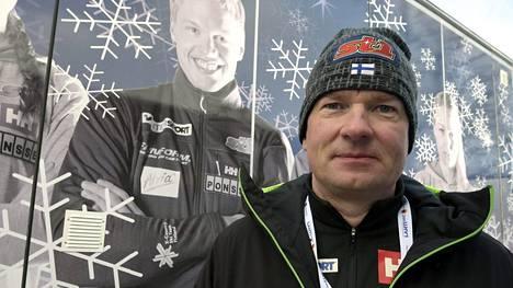 Suomen huoltopäällikkö Matti Haavisto ei halunnut paljastaa salaisuuksiaan vielä.