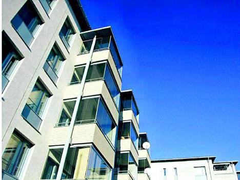 Asunto nostaa maailman vauraimman kymmenyksen joukkoon.
