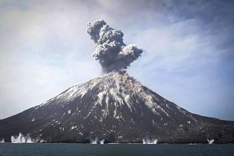 Krakataun Purkaus
