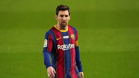 Messi on edustanut koko uransa FC Barcelonaa.