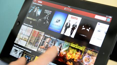 Netflix iPadilla.