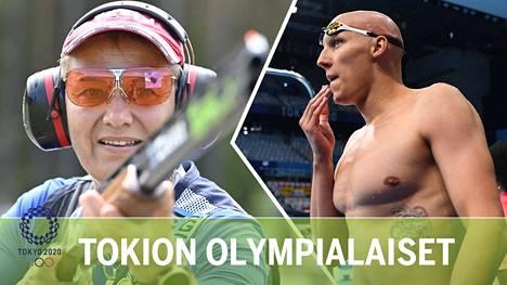 Satu-Mäkelä Nummela aloittaa kisansa keskiviikkoyönä, Matti Mattsson taistelee paikasta 200 m rintauinnin finaalissa.