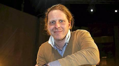Tommi Liimatainen on musiikkimanageri ja levy-yhtiöpomo.
