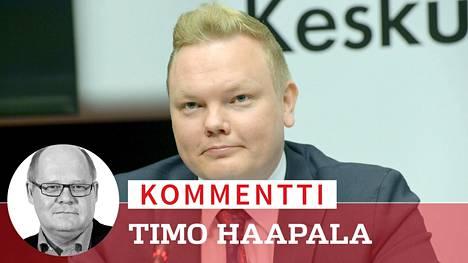 Antti Kurvisesta tulee uusi tiede- ja kulttuuriministeri.