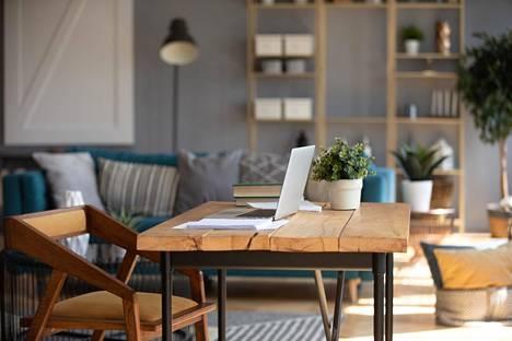 Työympäristö on yksi tärkeä tekijä flow-tilaan pääsemisessä.