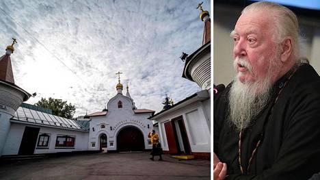Kirkkoherra Dmitri Smirnov tunnettiin Venäjällä räväköistä lausunnoistaan. Hänen sairaalakierteensä alkoi koronavirustartunnasta.