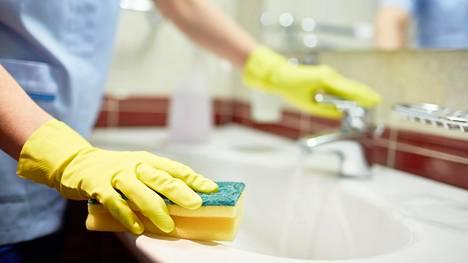 Siivoojat ovat yksi ammattiryhmistä, jotka ovat ruotsalaistutkimuksen mukaan suurimmassa vaarassa sairastua tyypin 2 diabetekseen.