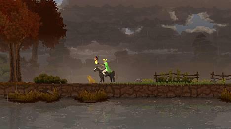 Kingdom New Lands tuo mieleen kultaisen 80-luvun.