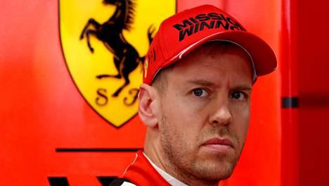 Sebastian Vettelin lähtö Ferrarilta varmistui.