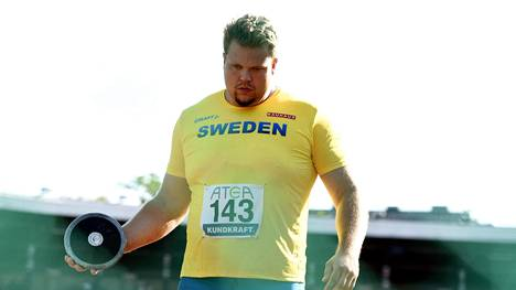 Daniel Ståhl viihtyy Suomessa, etenkin Turussa.