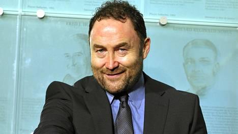 Ed Belfour vuonna 2011.