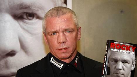 Nyrkkeilyn entinen maailmamestari Graciani Rocchigiani on kuollut 54-vuotiaana