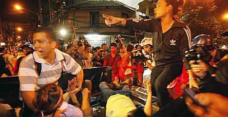 Räjähdyksissä on haavoittunut ainakin 75 ihmistä.