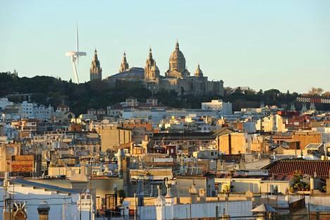 Barcelonasta löytyy asuntoja, jollaisia ei uskoisi olevan olemassakaan.