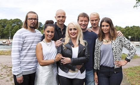 Toisella tuotantokaudella nähtiin Jukka Poika, Anna Abreu, Juha Tapio, Maarit Hurmerinta, Pauli Hanhiniemi, Ilkka Alanko ja Laura Närhi.