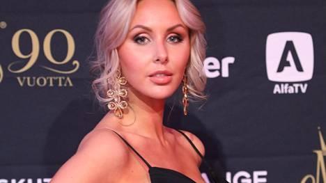 Sointu Borg oli yksi tämän vuoden Miss Suomi -finaalin tuomareista.