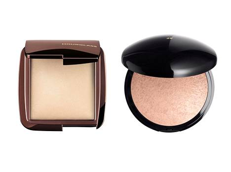 Hourglass Ambient Lighting Powder noin 46,70 €, mm. Cult Beauty, H&M Beauty Hohtopuuteri 14,99 €.