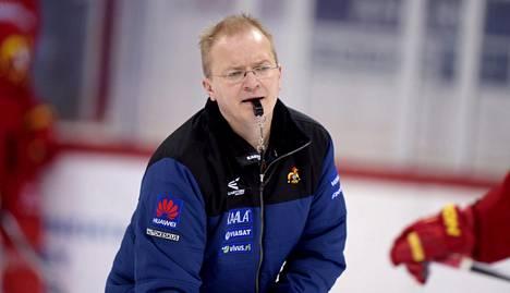 Uusi TPS-luotsi Kalle Kaskinen on työskennellyt aiemmin muun muassa Jokereissa.