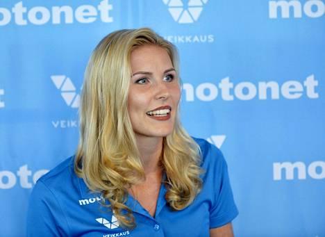 Kolmiloikan olympiafinalisti Kristiina Mäkelä on ollut eturintamassa kritisoimassa Suomen Urheiluliittoa.