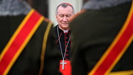Pietro Parolin on ottanut tiukan kannan Irlannin tasa-arvoista avioliittolakia vastaan.