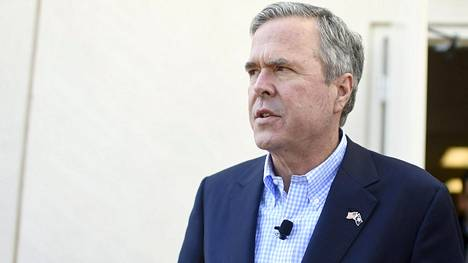 Jeb Bush koki myös Etelä-Carolinassa karvaan tappion.