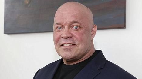 Tapani Valkonen vuonna 2017.