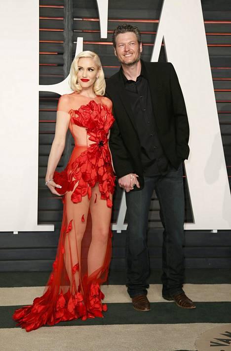 Myös Gwen Stefani on tukeutunut Laura Wasserin palveluksiin.