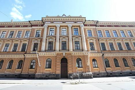 Rakennukset ovat valmistuneet 1800-luvun lopulla.