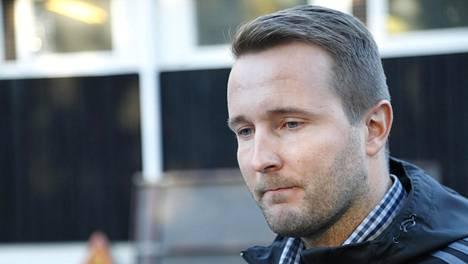Toni Hevonkorpi on Ilveksen toimitusjohtaja.