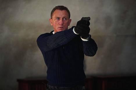 Daniel Craig palaa 007 No Time to Die -elokuvassa viidennen kerran James Bondin rooliin.