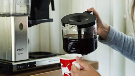 Oletko sinä tajunnut sekoittaa kahvisi ennen kaatoa?